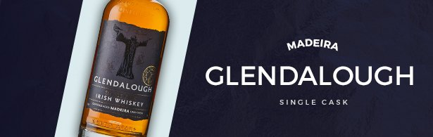 Whisky Glendalough Madeira