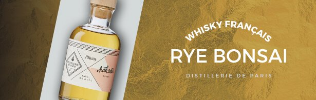 Rye Bonsai - whisky - mise en avant menu
