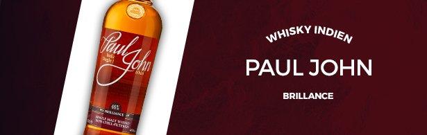 Paul-John-menu