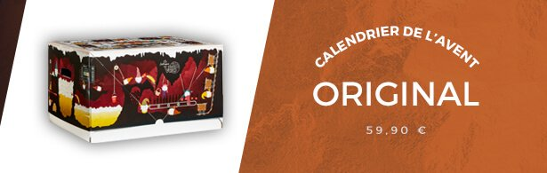 calendrier original menu