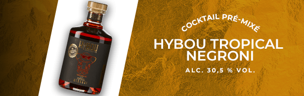 menu-HYBOU TROPICAL NEGRONI